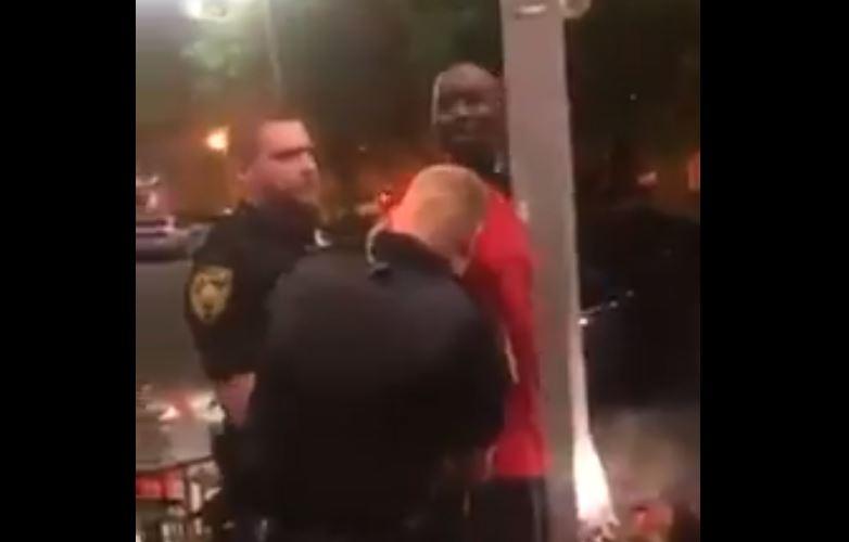 "Cops detain black man, then free him when he IDs as an ""FBI agent"""