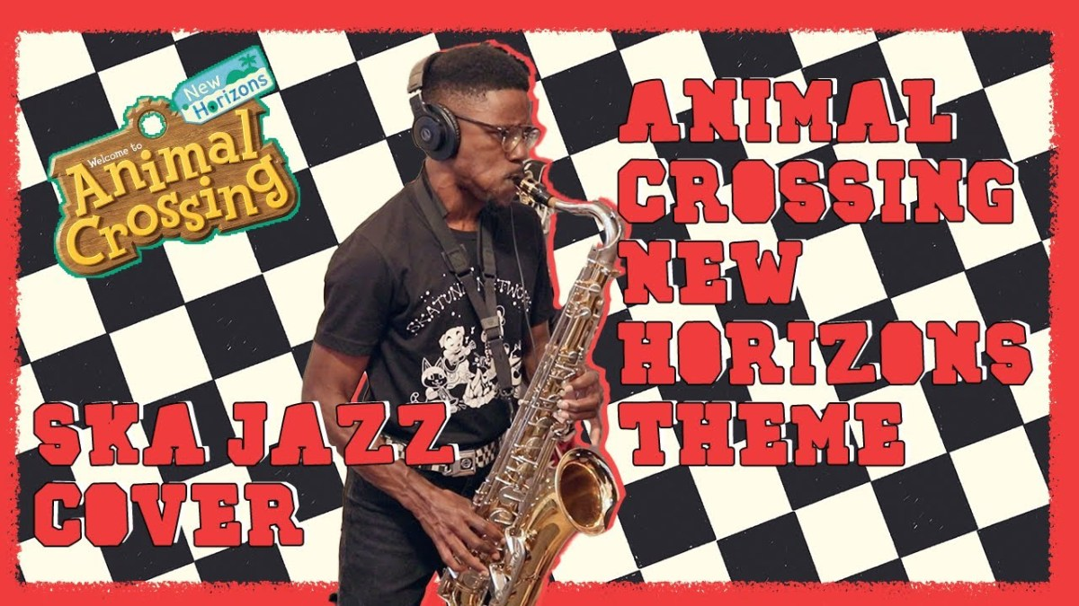 This ska-jazz cover of the Animal Crossing: New Horizons theme is everything