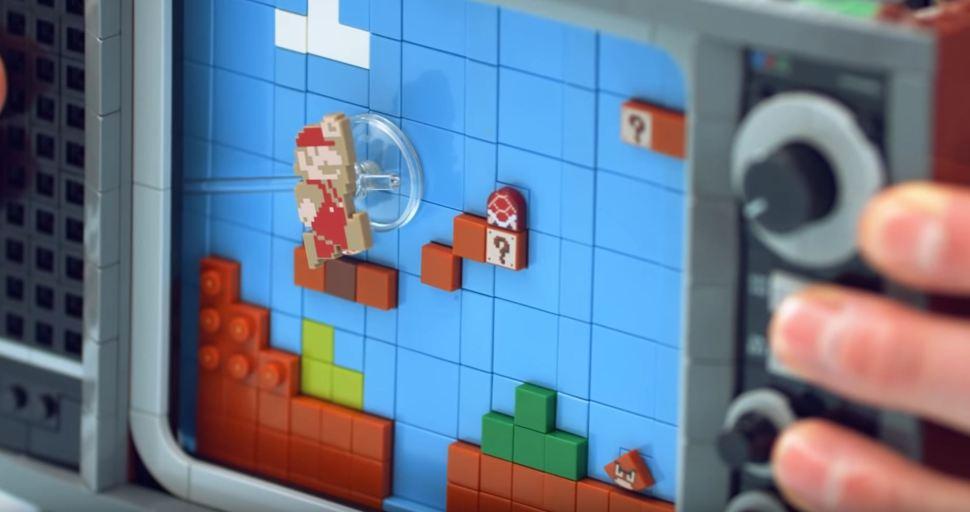 Lego Nintendo set