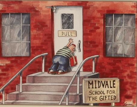 Hallo tout le monde Midvale-school