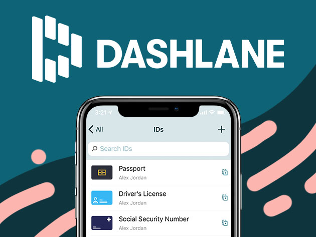 Save 50% on a 1-year subscription to Dashlane's premium password manager