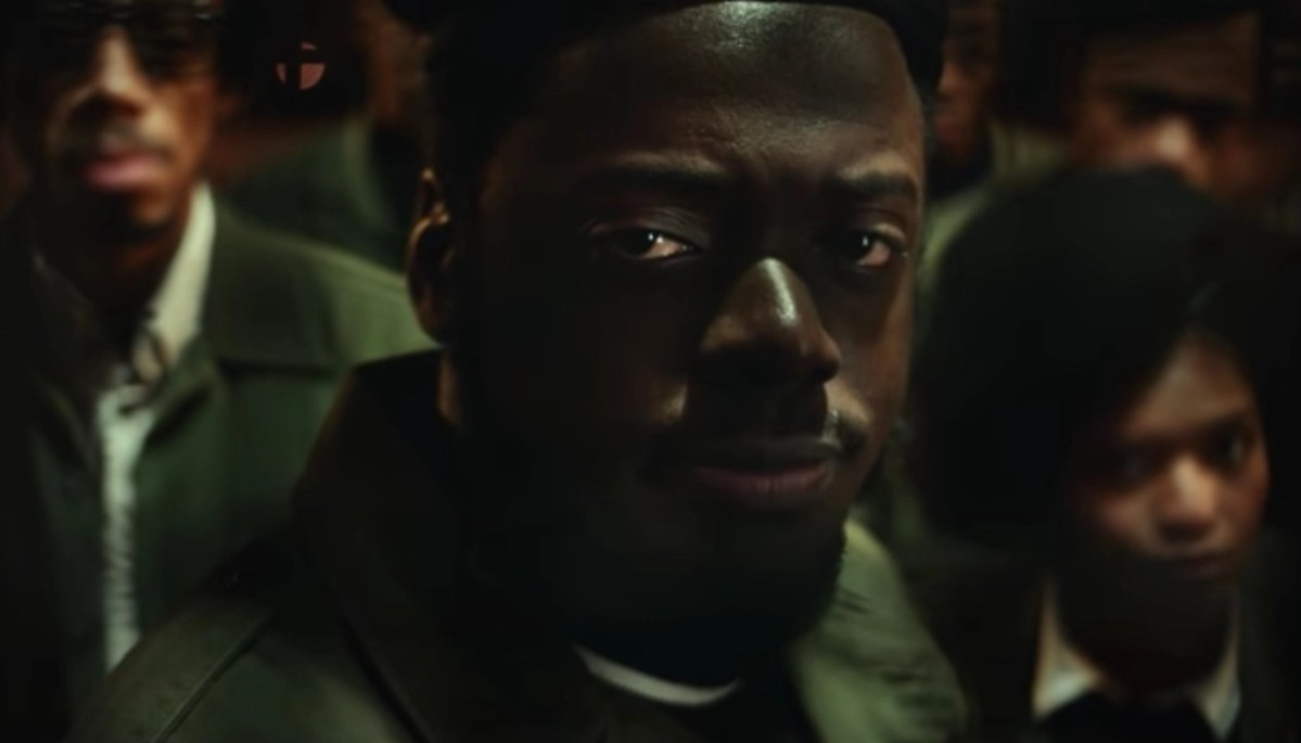 Timely trailer for Fred Hampton biopic 'Judas and the Black Messiah'