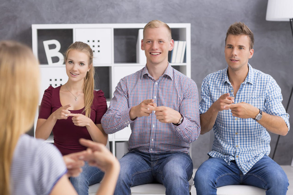 If you've ever thought of learning American Sign Language, this masterclass is the way to go