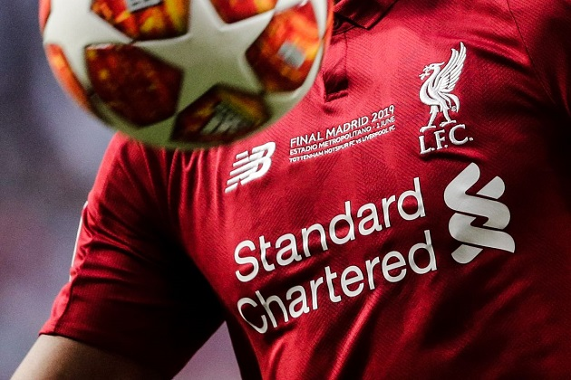 New Balance ready to break bank to secure Liverpool kit rights - Bóng Đá