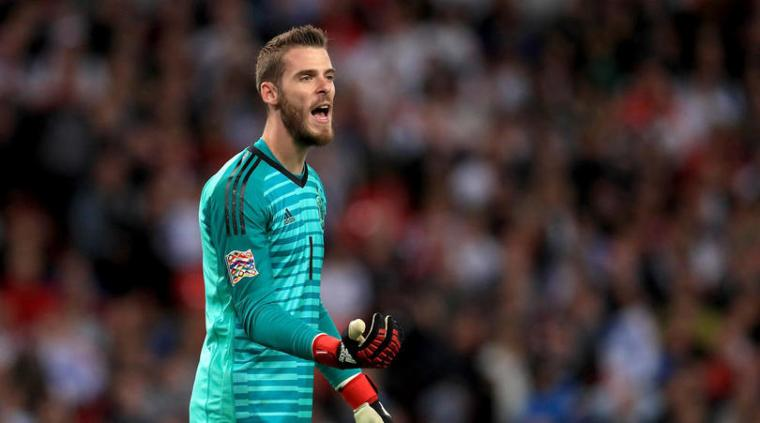 Manchester United eye Jan Oblak transfer amid uncertainty over David de Gea's future at Old Trafford - Bóng Đá