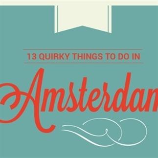 Blog Society  13 eigenzinnige dingen om te doen in Amsterdam