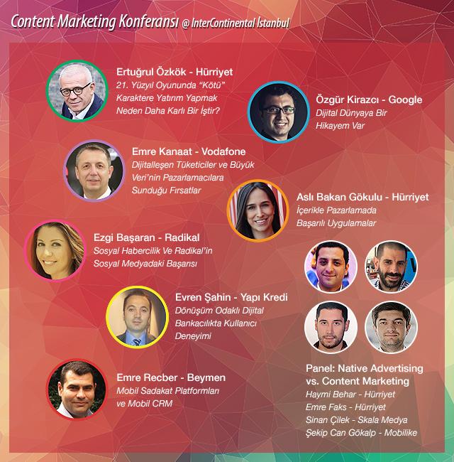 4. Bumerang Ödülleri ve Türkiye'nin İlk Content Marketing Konferansı'nda Yerinizi Ayırtın! 1
