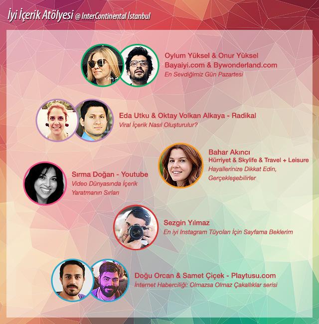 4. Bumerang Ödülleri ve Türkiye'nin İlk Content Marketing Konferansı'nda Yerinizi Ayırtın! 2