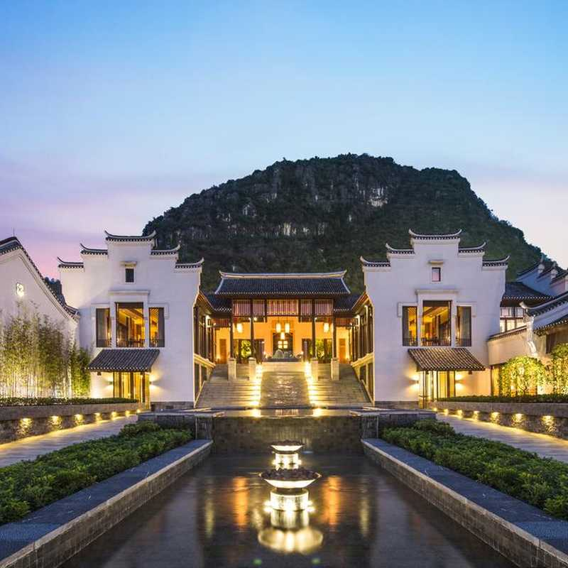 The 20 Best Luxury Hotels In Yangshuo Luxuryhotel World