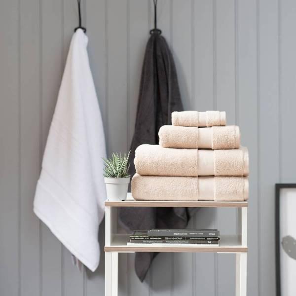 Latte Hotel Collection Bath Towel - Brandalley