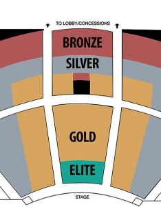 Welk resorts theatre seating chart also chuck negron formerly of three dog night branson missouri book rh bookanson