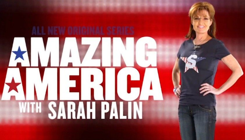 Sarah Palin TV Show Ends How It Started in Amazing