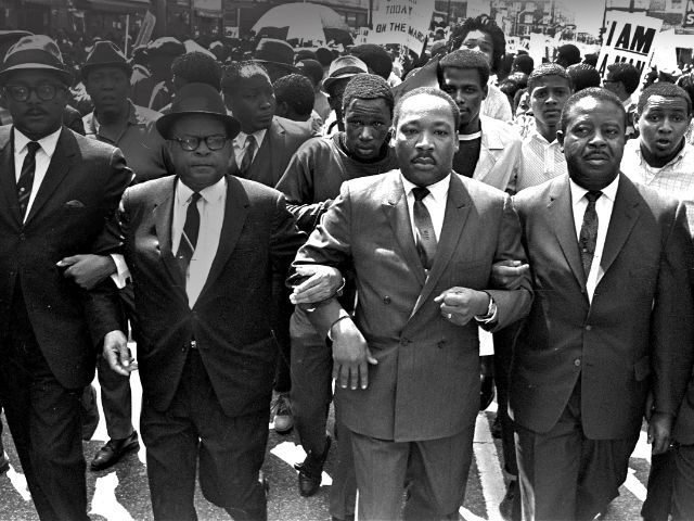 , Charles Hurt: Political Zealots Attempt to Destroy Legacy of the Civil Rights Movement, Nzuchi Times Breitbart