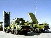 FILE - In this undated file photo a Russian S-300 anti-aircraft missile system is on display in an undisclosed location in Russia. President Vladimir Putin said Tuesday, June 4, 2013, that Russia hasnt yet fulfilled a contract to send sophisticated S-300 air defense missile systems to Syria to avoid tilting the balance of power in the region.(AP Photo, File)
