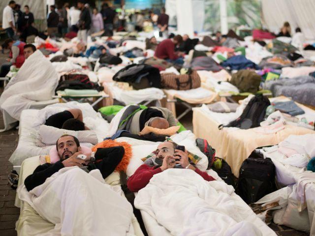 Solicitantes de asilo alemania