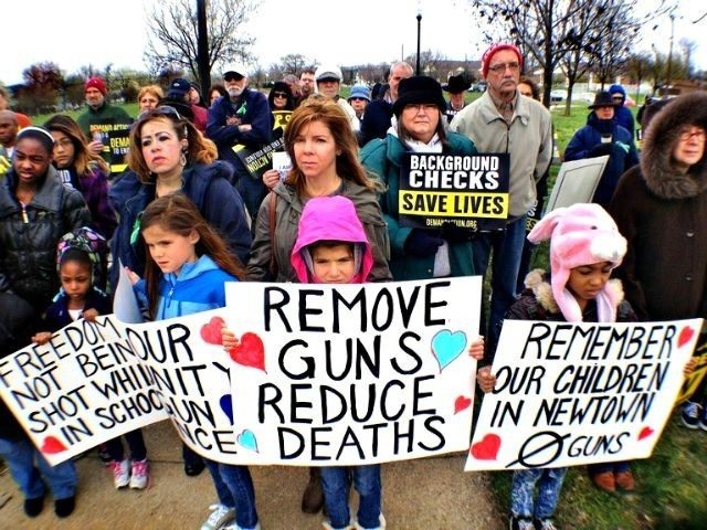 Image result for photos of rallies for gun control