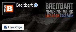 Like Breitbart on Facebook