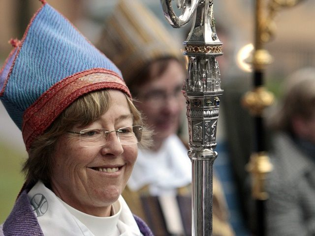 Lesbian Bishop