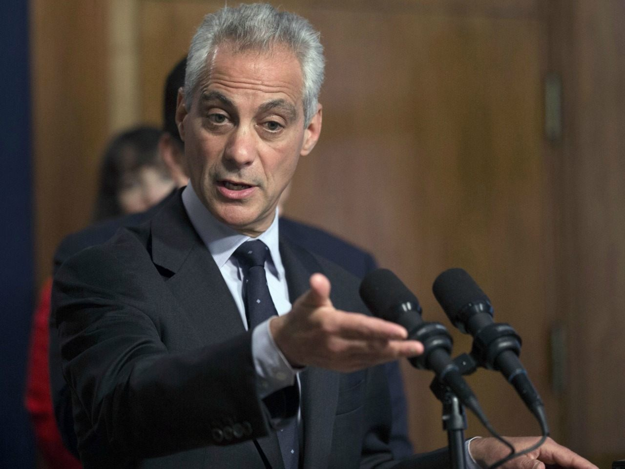 Rahm Emanuel Withholds Records on Involvement in NoBid