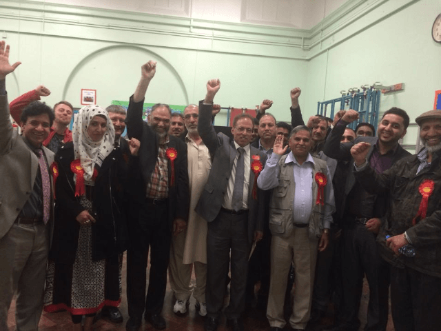 Muslims Told To Vote Labour Or Burn In Hell Fire