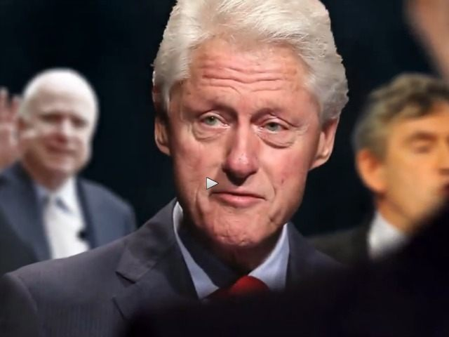 Clinton in ISIS image