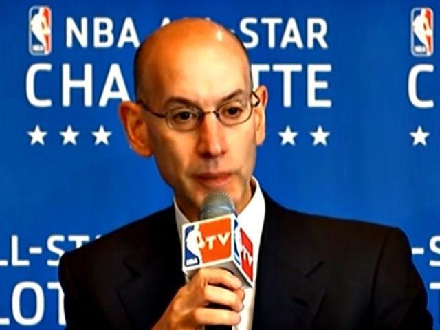 NBA Commissioner Silver CNN