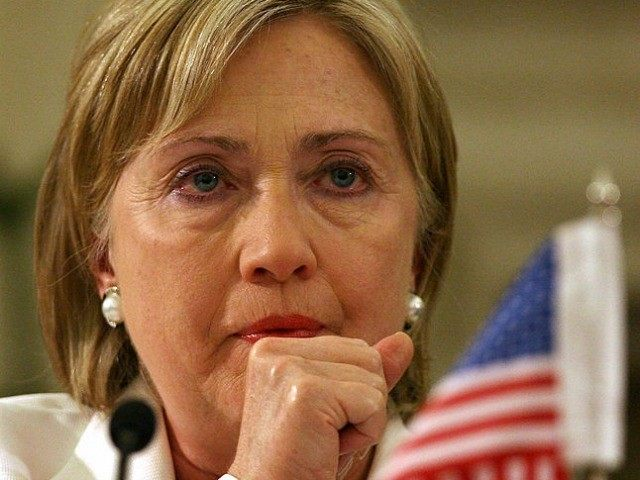 Hillary health