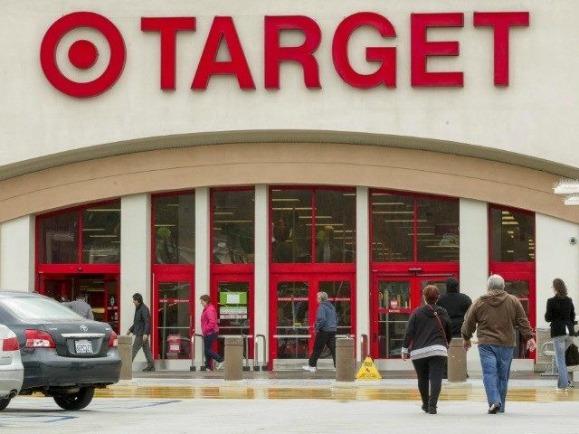 Target Stores Open Womens Bathrooms Changing Rooms to Men