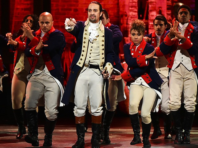 , Report: 'Hamilton' Musical to Receive at Least $30 million in Federal Aid, Nzuchi Times Breitbart