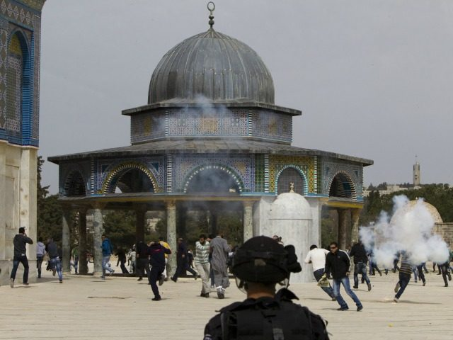 Image result for pics of friday's terror attack on temple mount