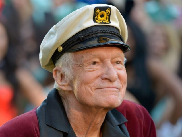 Hugh Hefner (Charlie Gallay / Getty)