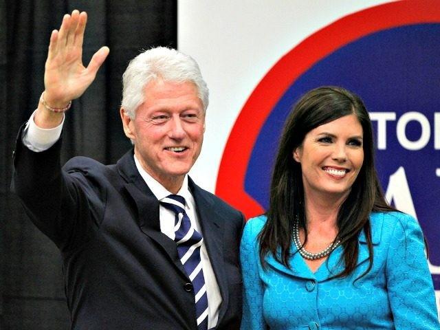 Kathleen Kane, Bill Clinton AP