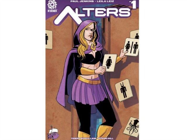 North Carolina Comic Book Store Commissions Trans