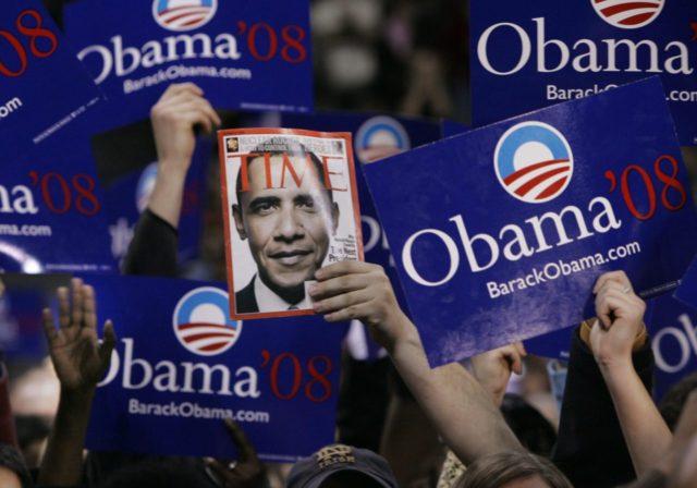 Obama Cult AP