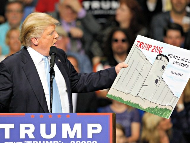 Trump Border Wall Sketch Jonathan DrakeReuters