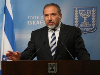 Image result for Defense Minister Lieberman