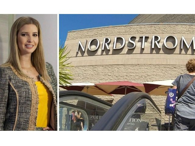 Exclusive — Women Nationwide Cut Up Nordstrom's Cards, Plan Boycotts After Political Decision to Drop Ivanka Trump Line