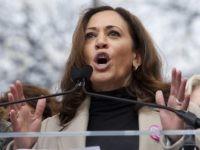 Kamala Harris (Jose Luis Magana / Associated Press)