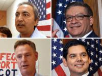 Targeted California Democrats (Associated Press)