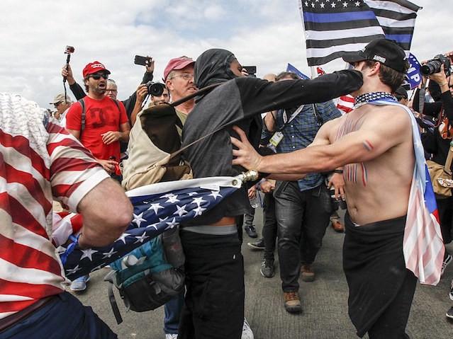 Image result for antifa trump