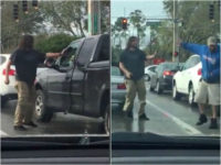 Road Rage: Man Reportedly Smashes Truck Window, Pepper Sprays Driver