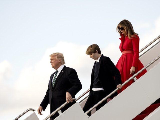 president trump s father