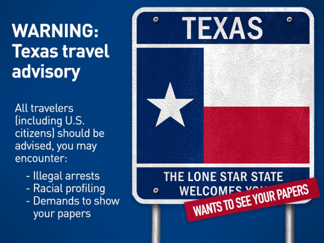 ACLU Issues 'Travel Alert' for Texas after Sanctuary City Ban