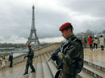 U.S. Warns Its Citizens Travelling to Europe to Expect Terror Attacks