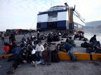 New Wave of 4,400 African Migrants Hits Italy in Just Two Days