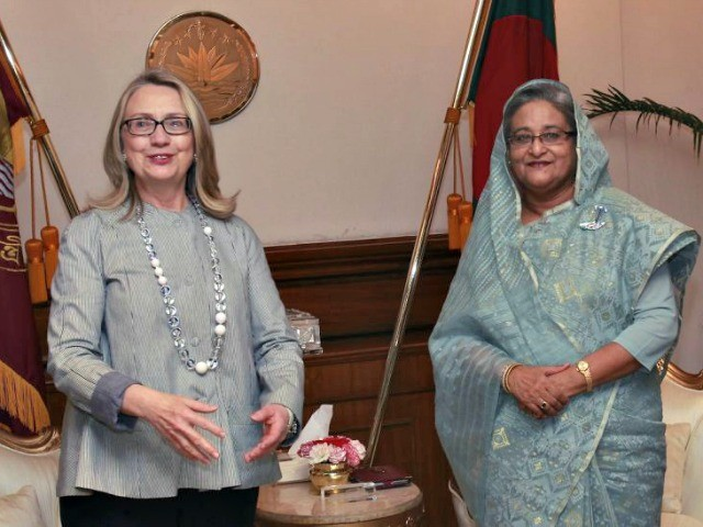 Bangladesh PM: Clinton 'Personally Pressured' Her to Aid Foundation Donor Despite Ethics Laws - Breitbart