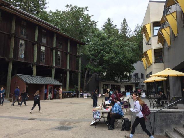 UC Santa Cruz (Joel Pollak / Breitbart News)