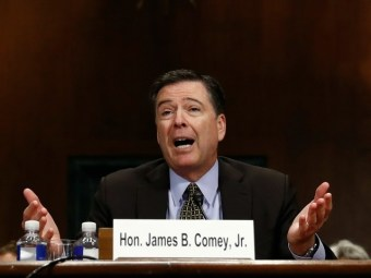 James Comey Denied Leaking Under Oath — Days Before Leak from One-on-One Dinner with Trump