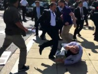 Turkish guards beat D.C. protesters