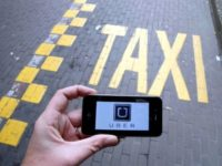 A senior EU lawyer said member states could regulate the Uber ride-hailing app as a taxi service
